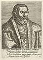 Portret van Pietro Andrea Mattioli Petrvs Andreas Matthiolvs Senensis (titel op object), RP-P-1910-69.jpg