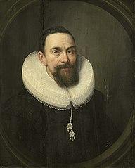 Portrait of Sir Pieter Courten (1581-1630)