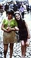 Portugal Early 1970s Oporto Two Girls (50870747798).jpg