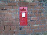 Post box at Bankfield Road.jpg