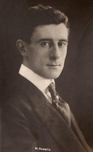 Sarabandes - Maurice Ravel, 1910