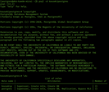 Description de l'image PostgreSQL 13.2 screenshot.png.