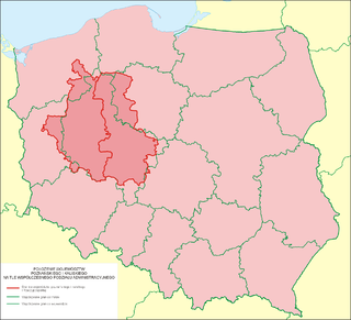 Greater Poland Place in Poland