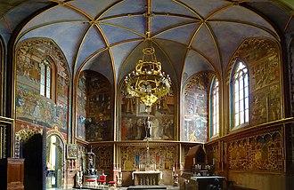 St. Vitus Cathedral - St. Wenceslas Chapel