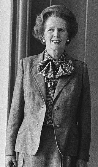 Second Thatcher ministry - Thatcher (1983)