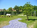 Prenzlau LaGa 2013 - Blauer Fluss (Blue River) - geo.hlipp.de - 37497.jpg