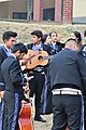 Preparing for Fiestas Patrias Parade, South Park, Seattle, 2017 - 009 - mariachi performers from Wenatchee High School.jpg