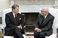 President Ronald Reagan meeting with Soviet dissident Andrei Sakharov in the Oval Office.jpg