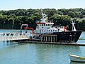 Prince Madog moored at Menai Bridge (35221780312).jpg