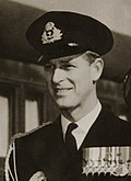 Prince Philip, Duke of Edinburgh, in 1951