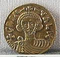 Principato di benevento, emissione aurea di grimoaldo III e carlo magno, zecca di benevento, 788-792.JPG