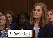 Amy Coney Barrett Wikipedia