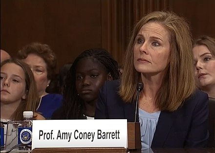 Trump picked Amy Coney Barrett to move the government farther to the right.