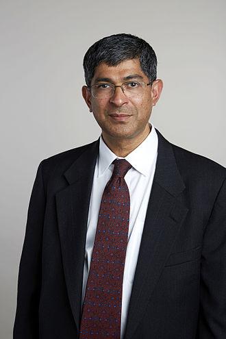 John Kuriyan - John Kuriyan in 2015, portrait via the Royal Society