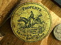 Properts Leather and Saddle Soap, Musée Somme 1916, pic-068.JPG