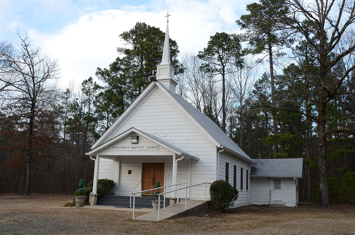 Prosperity Baptist Church Wikipedia
