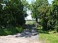 Public Bridleway near West End - geograph.org.uk - 1332885.jpg