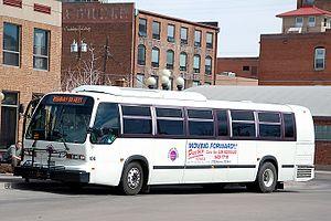 Millennium Transit Services - Image: Pueblo Transit 106