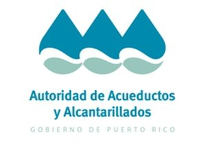 Puerto Rico Aqueducts and Sewers Authority - Image: Puerto rico aqueducts and sewers authority emblem