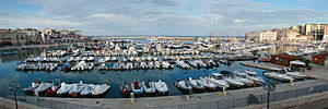Bisceglie - The harbour