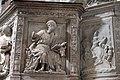 Pulpito del duomo di pietrasanta, evangelisti di bertoccio e filippo casoni (1504-08), luca, e storie di s. martino di andrea batatta (xvii sec).JPG