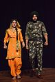 Punjabi Traditional Fashion - Cultural Night - Wiki Conference India - CGC - Mohali 2016-08-05 7369.JPG