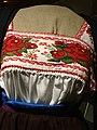 Purepacha Woman's Dress - Museum - Convento de Santa Ana - Tzintzuntzan - Michoacan - Mexico (20364635070).jpg