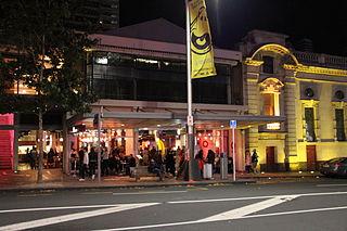 New Zealand International Comedy Festival Annual comedy festival in New Zealand