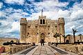Qaitbay Castle in Alexandria.jpg