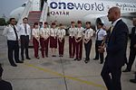 Qatar Airways Inaugural Flight to Faisalabad International Airport 67.jpg