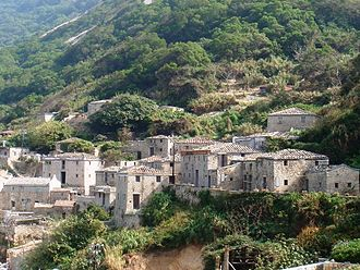 Beigan, Lienchiang - Chinbi Village
