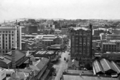 Queensland State Archives 15 Brisbane central business district looking north from the corner of George and Elizabeth Streets September 1925.png