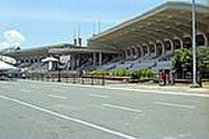 Philippine presidential inauguration - Quirino Grandstand is where most inaugurations take place.