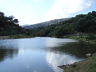 Jimena de la Frontera - Image: Río Hozgarganta
