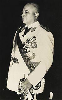 Ricardo Pérez Godoy President of Peru