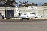 RAAF (A37-003) Bombardier CL-600-2B16 Challenger 604 taxiing at Wagga Wagga Airport (1).jpg