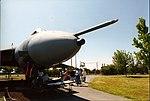 RAF AVRO Vulcan B2 nose refueling probe (5052943879).jpg