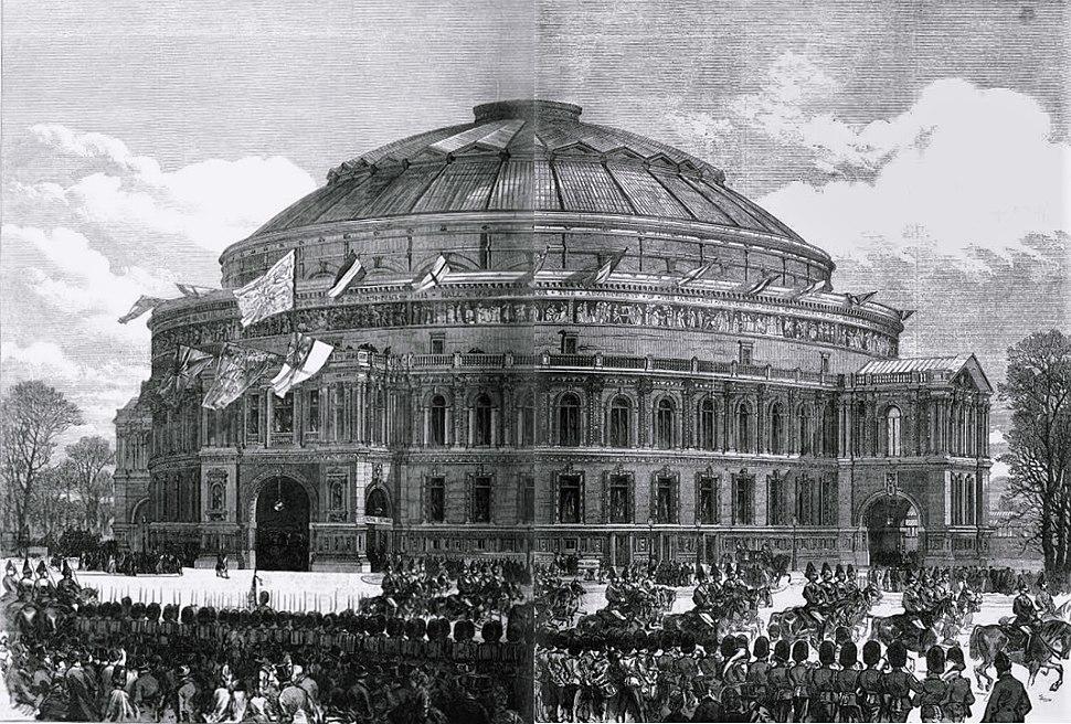 RAH Opening 1871 ILN