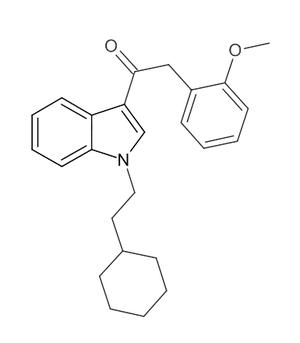 RCS-8 - Image: RCS 8 molecular structure