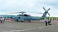 ROCN S-70C(M) Display in CCK Air Base 20140719a.jpg