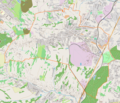 Radlin location map.png