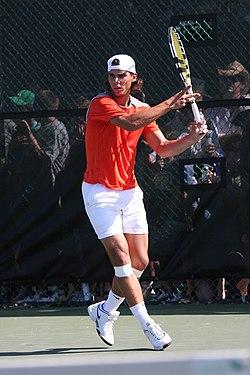 Rafael Nadal Nike Air Max Courtballistec 3.3 Davis Cup 201