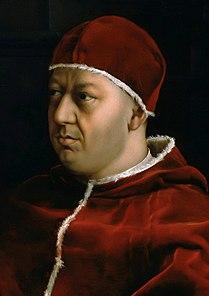Papa Leone X - Wikipedia