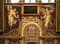Raffaellino da reggio, angelo con la tiara, e lorenzo sabatini, angelo con le chiavi di san pietro, 01.jpg