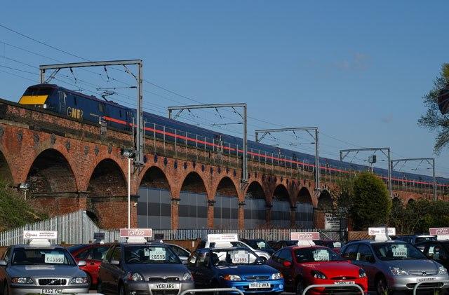 Railway Viaduct - geograph.org.uk - 362217