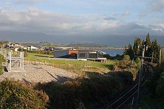 Moana, New Zealand - View of Moana