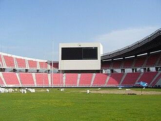 Rajamangala Stadium - Image: Raj 03