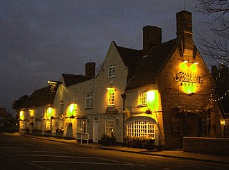 Bunny, Nottinghamshire - Image: Rancliffe Arms Bunny