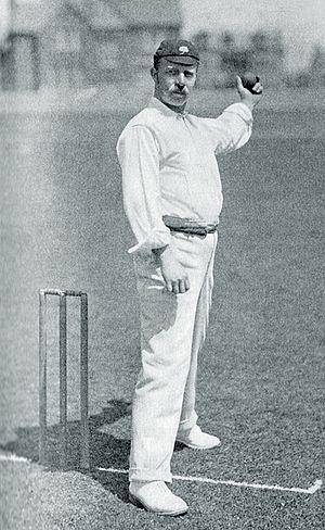 Bobby Peel - Bobby Peel in 1897