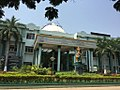 Rashtriya sanskrit Vidyapeetha Academic Building view 4.jpg